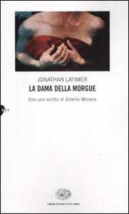La dama della Morgue - Jonathan Latimer - copertina