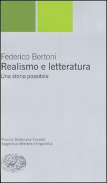 Cefalufilmfestival.it Realismo e letteratura. Una storia possiblie Image