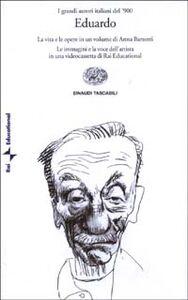 Libro Eduardo. Con videocassetta Anna Barsotti
