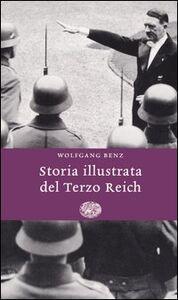 Libro Storia illustrata del Terzo Reich Wolfgang Benz