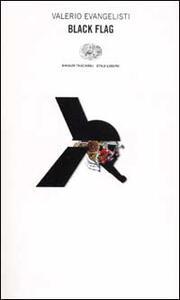 Black Flag - Valerio Evangelisti - copertina