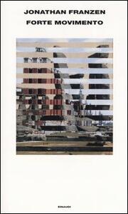 Forte movimento - Jonathan Franzen - copertina