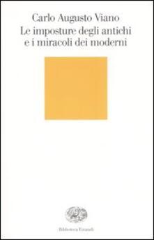 Le imposture degli antichi e i miracoli dei moderni.pdf