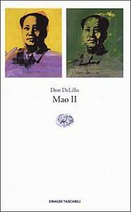 Mao II - Don DeLillo - copertina