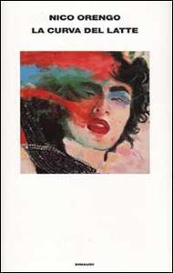La curva del latte - Nico Orengo - copertina