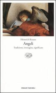 Angeli. Tradizione, immagine, significato - Heinrich Krauss - copertina