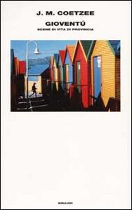 Libro Gioventù. Scene di vita di provincia J. M. Coetzee