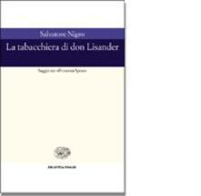 Grandtoureventi.it La tabacchiera di don Lisander. Saggio sui «Promessi sposi» Image