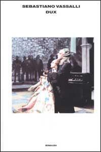 Dux. Casanova in Boemia - Sebastiano Vassalli - copertina