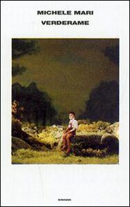 Libro Verderame Michele Mari