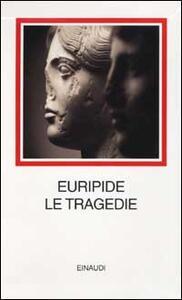 Tragedie - Euripide - copertina