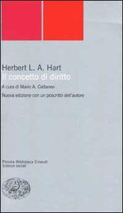 Libro Il concetto di diritto Herbert L. A. Hart