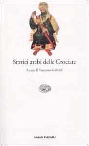 Storici arabi delle Crociate - copertina