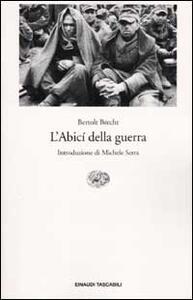 L' Abicí della guerra - Bertolt Brecht - copertina