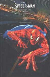 Foto Cover di Spider-Man. Le storie più belle 1962-2002. Con uno scritto di Wu Ming, Libro di Stan Lee, edito da Einaudi
