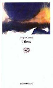 Tifone - Joseph Conrad - copertina