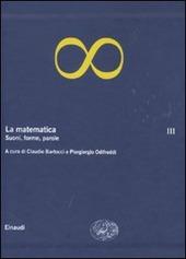 Volume 3: Suoni, forme, parole (2011)
