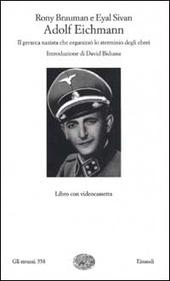 Copertina  Elogio della disobbedienza : a proposito di uno \\specialista\\ : Adolf Eichmann
