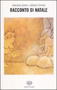 Racconto di Natale - Adriano Sofri,Sergio Staino - copertina
