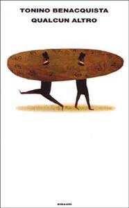 Qualcun altro - Tonino Benacquista - copertina