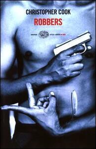 Robbers - Christopher Cook - copertina