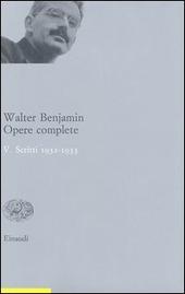 Opere complete. Vol. 5: Scritti 1932-33.