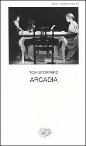 Foto Cover di Arcadia, Libro di Tom Stoppard, edito da Einaudi