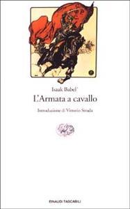 L' armata a cavallo - Isaak Babel' - copertina