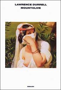 Mountolive - Lawrence Durrell - copertina