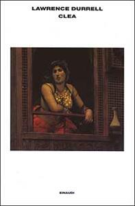 Clea - Lawrence Durrell - copertina