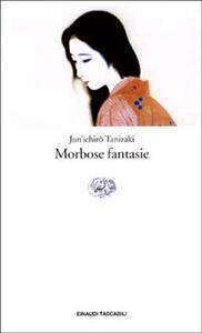 Morbose fantasie - Junichiro Tanizaki - copertina
