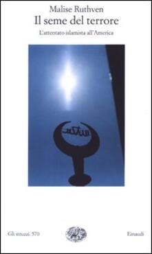 Premioquesti.it Il seme del terrore. L'attentato islamista all'America Image