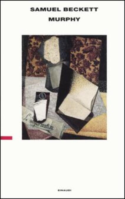 Murphy - Samuel Beckett - copertina