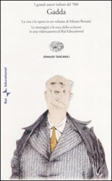 Parcoarenas.it Carlo Emilio Gadda. Con videocassetta Image