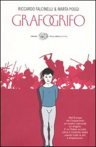 Grafogrifo - Riccardo Falcinelli,Marta Poggi - copertina