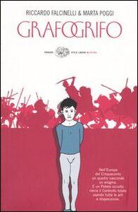 Libro Grafogrifo Riccardo Falcinelli , Marta Poggi