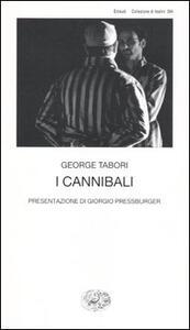 I cannibali - George Tabori - copertina