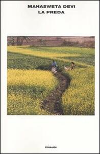 La preda e altri racconti - Mahasweta Devi - copertina