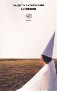 Borderline - Valentina Colombani - copertina