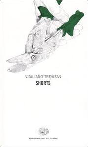 Shorts - Vitaliano Trevisan - copertina