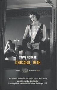 Libro Chicago, 1946 Steve Monroe