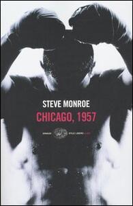 Chicago, 1957 - Steve Monroe - copertina