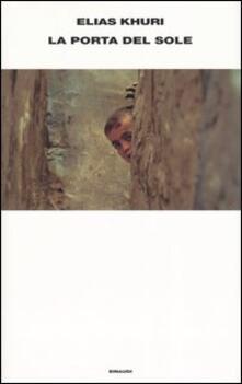 La porta del sole - Elias Khuri - copertina