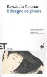 Il disegno del piviere - Yasunari Kawabata - copertina