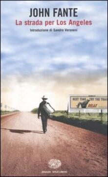 La strada per Los Angeles - John Fante - copertina