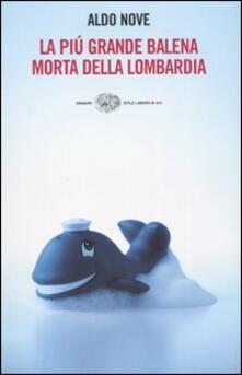 Parcoarenas.it La più grande balena morta della Lombardia Image