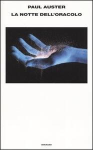 La notte dell'oracolo - Paul Auster - copertina