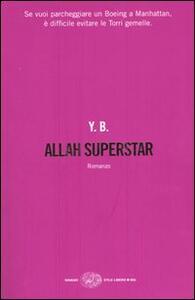 Allah superstar - Yassir Benmiloud - copertina