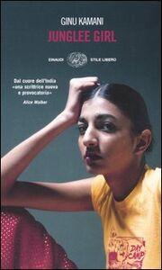 Libro Junglee girl Ginu Kamani