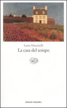 La casa del tempo - Laura Mancinelli - copertina
